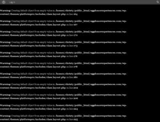 eggdonorexperiences.com screenshot