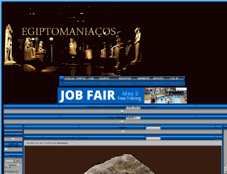 egiptomaniacos.top-forum.net screenshot