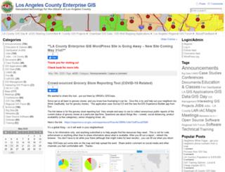 egis3.lacounty.gov screenshot