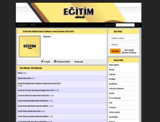 egitim.sitesi.web.tr screenshot