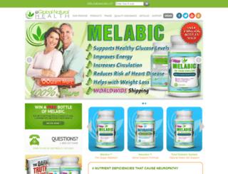 eglobalnaturalhealth.com screenshot