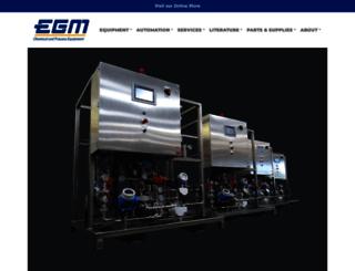 egm-llc.com screenshot