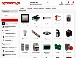 egniazdka.pl screenshot