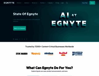 egnyte.com screenshot