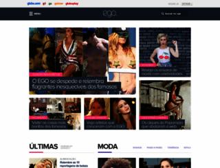 ego.com.br screenshot
