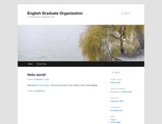 ego.truman.edu screenshot