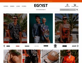egoist.de screenshot