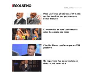 egolatino.net screenshot