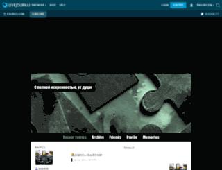 egorgolovin.livejournal.com screenshot