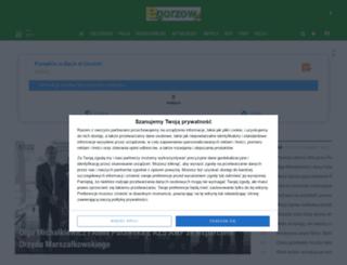 egorzow.pl screenshot