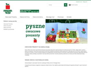 egos.com.pl screenshot