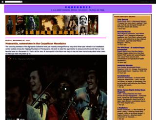 egregores.blogspot.com screenshot