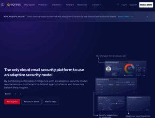 egress.com screenshot
