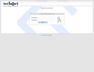 egroupware.webnet.fr screenshot