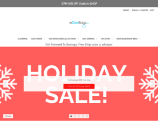 egunbags.com screenshot