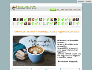 egylak.com screenshot