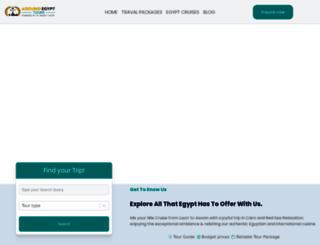 egyptfortravel.com screenshot