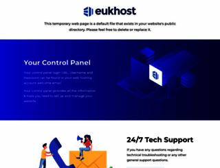 egyptiandreams.co.uk screenshot