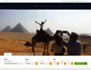 egyptlocalguide.com screenshot