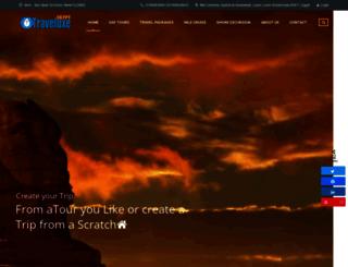 egyptraveluxe.com screenshot