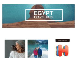 egypttravelhub.net screenshot