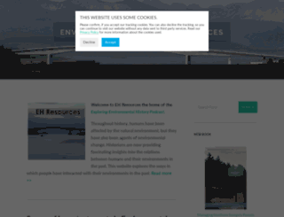 eh-resources.org screenshot