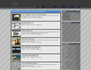 ehangar.net screenshot