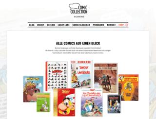 ehapa-comic-collection.de screenshot