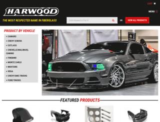 eharwood.com screenshot