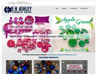 ehashley.com screenshot