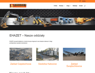 ehazet.pl screenshot