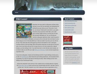 ehbgamer.com screenshot
