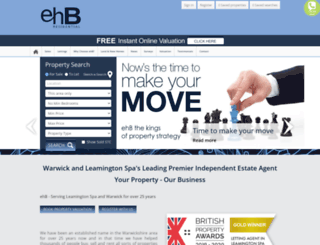 ehbresidential.com screenshot
