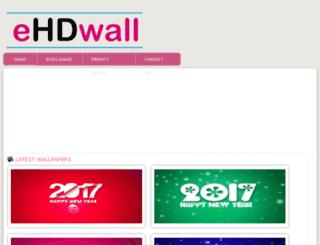 ehdwall.com screenshot