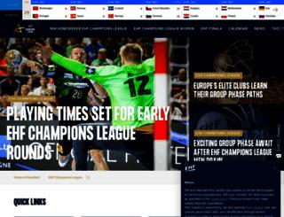 ehfcl.com screenshot