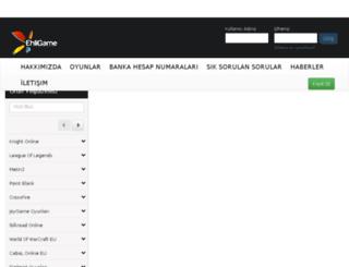ehligame.com screenshot