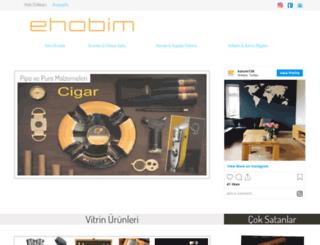 ehobim.com screenshot