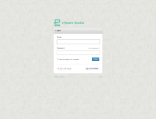 ehousestudio.quoteroller.com screenshot