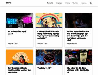 ehow.vn screenshot
