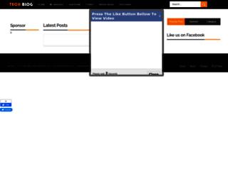 ehsanparacha.blogspot.com screenshot