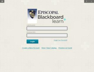 ehsbr.blackboard.com screenshot