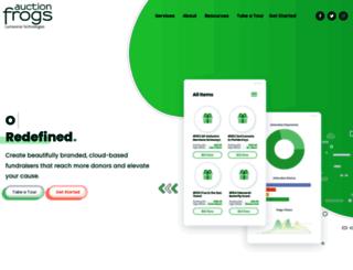 ehshouston.afrogs.org screenshot