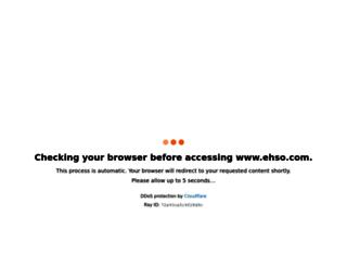 ehso.com screenshot