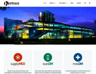 ehtrace.com screenshot