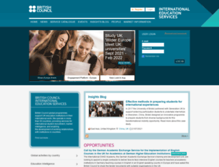 ei.britishcouncil.org screenshot