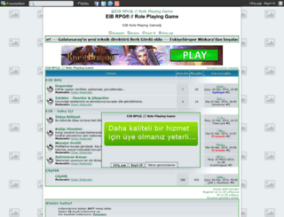 eibrpg.forum.st screenshot
