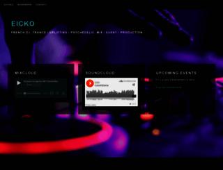 eicko.net screenshot