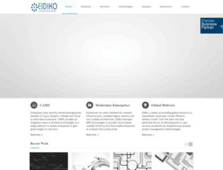 eidiko.com screenshot