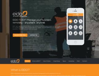 eido.com.au screenshot