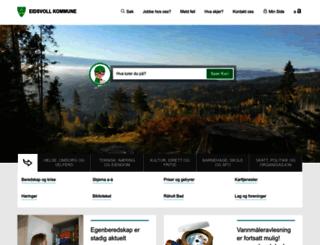 eidsvoll.kommune.no screenshot